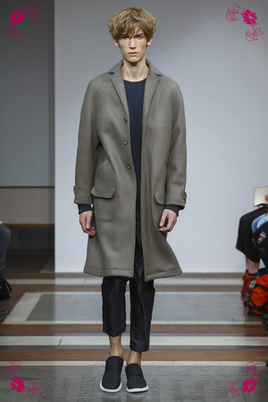 1205 Fashion Show, Menswear Collection Fall Winter 2016 in London