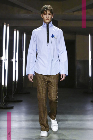 22/4 Hommes, Menswear Collection Fall Winter 2016 in Paris