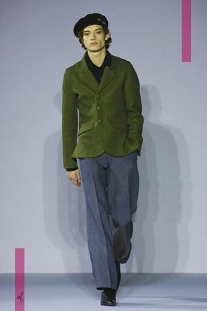 Agnés B, Menswear Collection Fall Winter 2016 in Paris