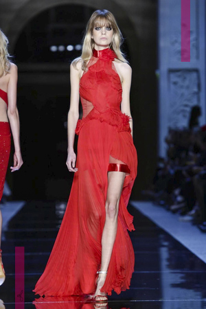 Alexandre Vauthier, Couture Collection Spring Summer 2016 in Paris