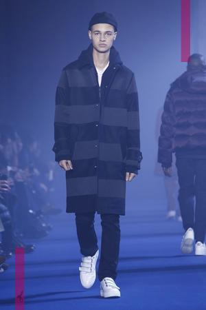 AMI Alexandre Mattiussi Menswear Fall Winter 2016 Collection in Paris