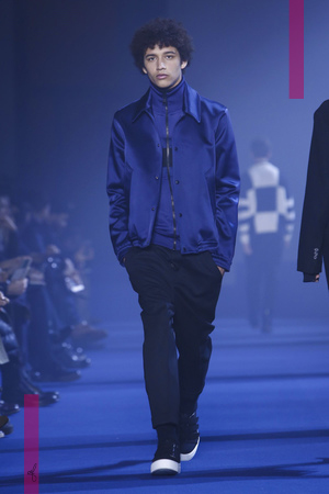 AMI Alexandre Mattiussi Menswear Fall Winter 2016 Collection in Paris
