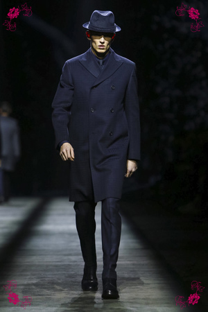 Brioni Menswear Fall Winter 2016 Collection in Milan