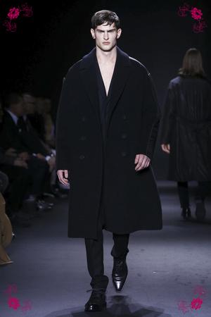 Calvin Klein Collection Fashion Show, Menswear Collection Fall Winter 2016 in London