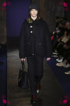 Coach Fashion Show, Menswear Collection Fall Winter 2016 in London