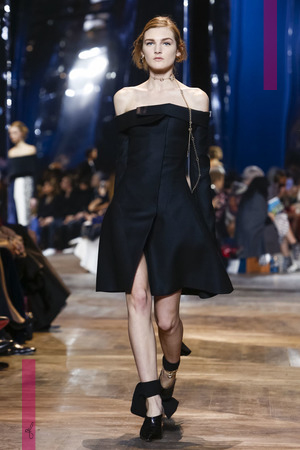 Dior Haute Couture Spring Summer 2016 Fashion show in Paris