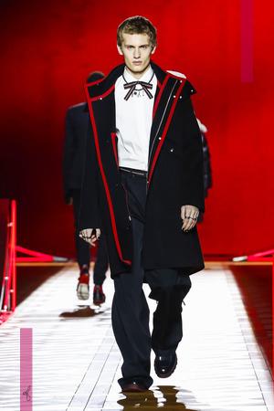 Dior Homme Fall Winter 2016 Fashion show in Paris