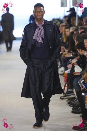 E. Tautz Fashion Show, Menswear Collection Fall Winter 2016 in London