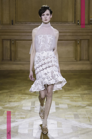 Georges Chakra, Fashion Show, Couture Collection Spring Summer 2016 in Paris