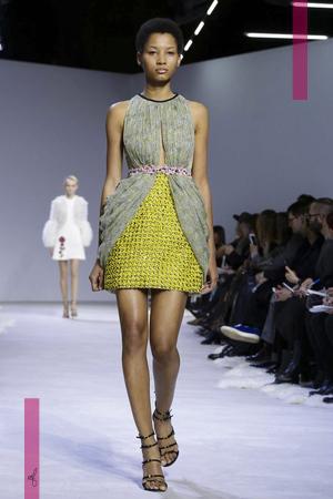 Giambattista Valli, Couture Collection Spring Summer 2016 in Paris