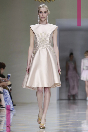 Guo Pei, Fashion Show, Couture Collection Spring Summer 2016 in Paris