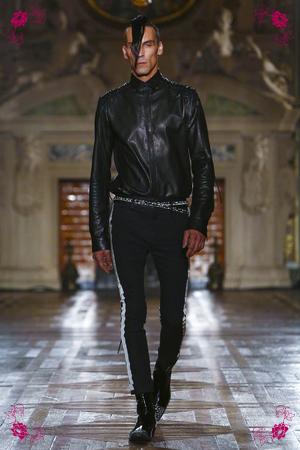 Haider Ackermann, Fashion Show, Menswear Collection Fall Winter 2016 in Paris