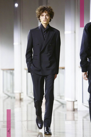 Hermes, Fashion Show, Menswear Collection Fall Winter 2016 in Paris
