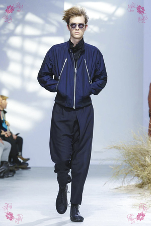 Issey Miyake, Menswear Collection Fall Winter 2016 in Paris