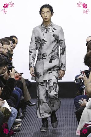 J.W. Anderson Design Fashion Show, Menswear Collection Fall Winter 2016 in London