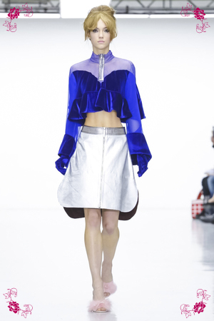 Katie Early Fashion Show, Menswear Collection Fall Winter 2016 in London