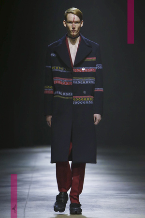 Kenzo Show Menswear Fall Winter 2016 Collection in Paris