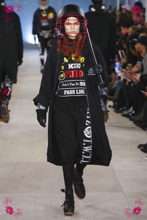 KTZ Fashion Show, Menswear Collection Fall Winter 2016 in London