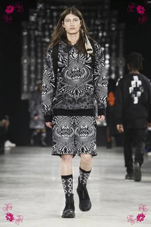 Marcelo Burlon Fashion Show, Menswear Collection Fall Winter 2016 in Milan