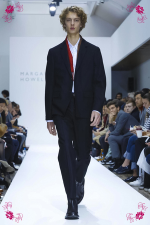 Margaret Howell Fashion Show, Menswear Collection Fall Winter 2016 in London