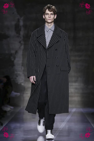 Marni Fashion Show, Menswear Collection Fall Winter 2016 in Milan