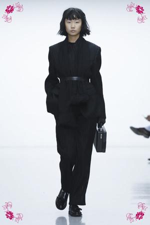 Matthew Miller Design Fashion Show, Menswear Collection Fall Winter 2016 in London