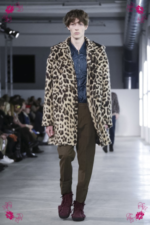 N21 Menswear Fall Winter 2016 Collection in Milan