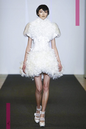 On Aura Tout Vu, Fashion Show, Couture Collection Spring Summer 2016 in Paris