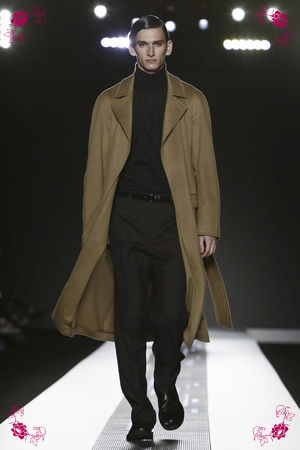 Pal Zileri Fashion Show, Menswear Collection Fall Winter 2016 in Milan