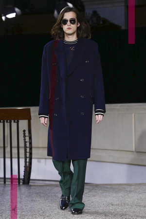 Paul Smith, Menswear Collection Fall Winter 2016 in Paris