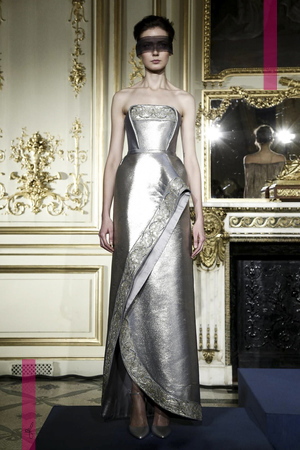 Rami Al Ali, Fashion Show, Couture Collection Spring Summer 2016 in Paris