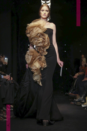 Stephane Rolland, Fashion Show, Couture Collection Spring Summer 2016 in Paris