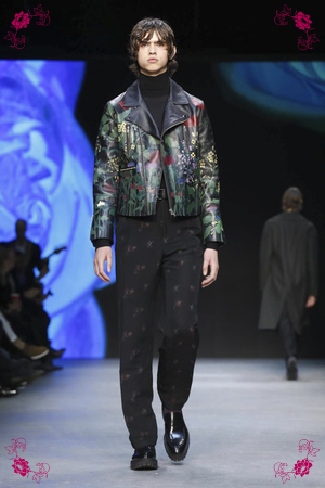 Tiger Of Sweden Design Fashion Show, Menswear Collection Fall Winter 2016 in London