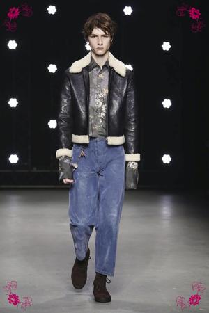 Topman Design Fashion Show, Menswear Collection Fall Winter 2016 in London