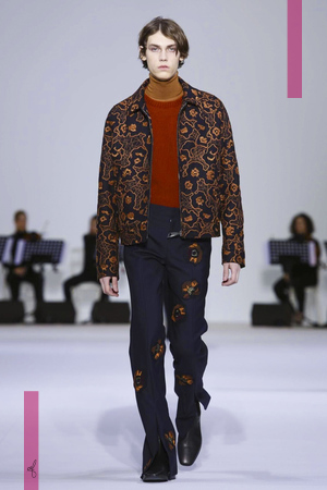 Wooyoungmi Fashion Show, Menswear Collection Fall Winter 2016 in Paris