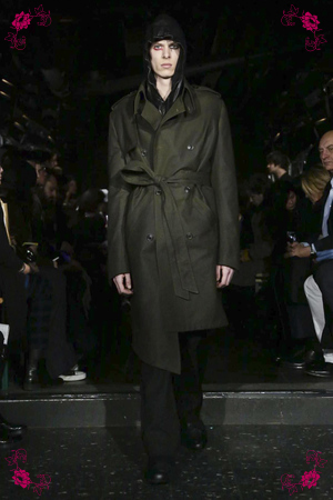 Y Project Fashion Show, Menswear Collection Fall Winter 2016 in Paris