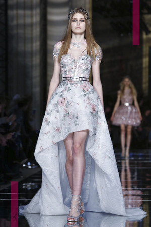 Zuhair Murad, Fashion Show, Couture Collection Spring Summer 2016 in Paris
