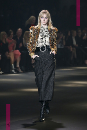 Saint Laurent, Fashion Show, Ready to Wear Collection, Fall Winter 2016 in Los Angeles