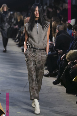 3.1 Phillip Lim Fashion Show, Ready To Wear  Collection Fall Winter 2016 in New York