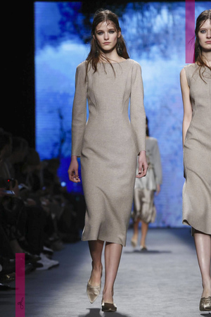 Alberta Ferretti Fashion Show, Ready To Wear Collection Fall Winter 2016 in Milan