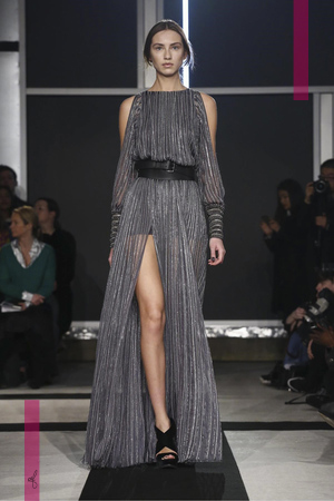 Amanda Wakeley Design Fashion Show, Ready To Wear Collection Fall Winter 2016 in London