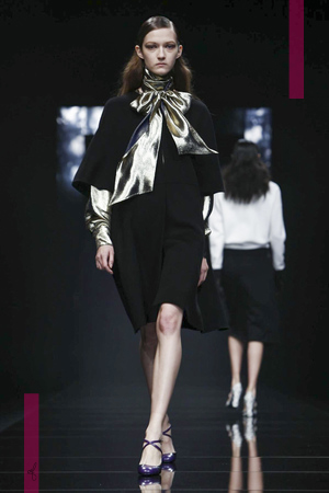 Anteprima Fashion Show, Ready to Wear Collection Fall Winter 2016 in Milan