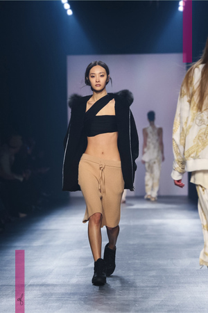 Baja East Fashion Show Ready To Wear Collection Fall Winter 2016 in New York
