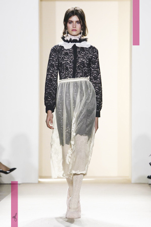 Blugirl Fashion Show, Ready to Wear Collection Fall Winter 2016 in Milan