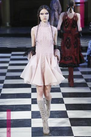 Bora Aksu Design Fashion Show, Ready To Wear Collection Fall Winter 2016 in London