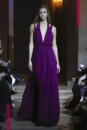 Carolina Herrera Fashion Show, Ready To Wear  Collection Fall Winter 2016 in New York