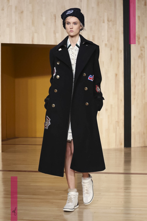 Coach Fashion Show, Ready To Wear  Collection Fall Winter 2016 in New York