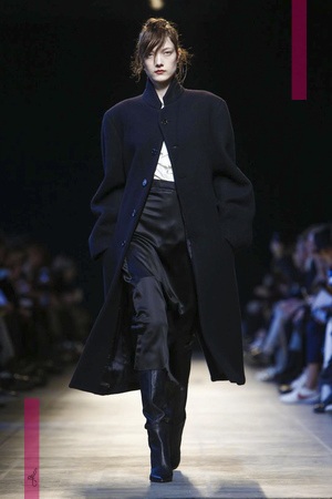 Costume National Fashion Show, Ready to Wear Collection Fall Winter 2016 in Milan