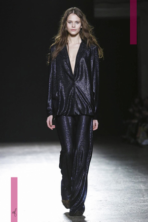 Cristiano Burani Fashion Show, Ready To Wear Collection Fall Winter 2016 in Milan