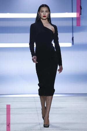 Cushnie et Ochs, Fashion Show, Ready to Wear Collection Fall Winter 2016 in New York